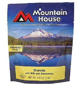 Mountain House Mountain House Granola w/ Milk and Blueberries