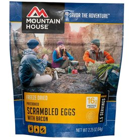 Mountain House Mountain House Scrambled Eggs w/ Bacon