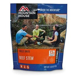 Mountain House Mountain House Vegetable Stew w/ Beef