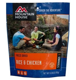 Mountain House Mountain House Rice and Chicken