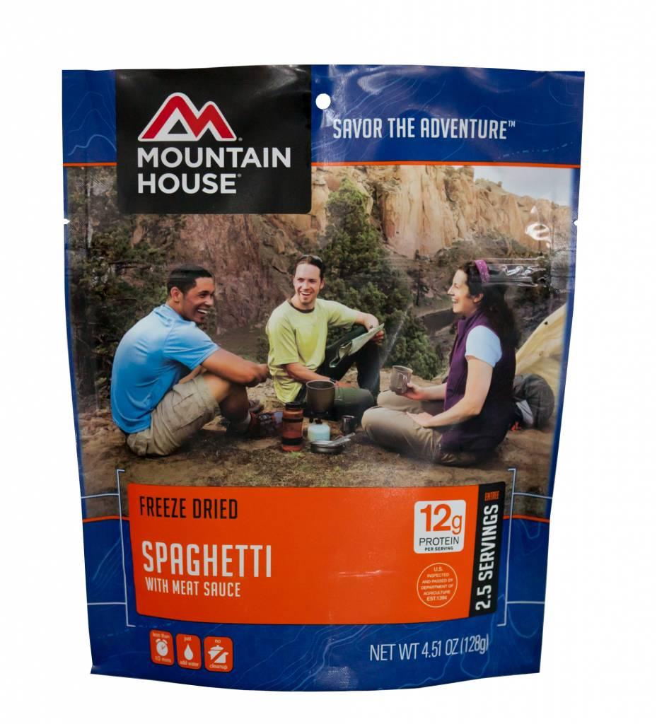 Mountain House Mountain House Spaghetti w/ Meat Sauce
