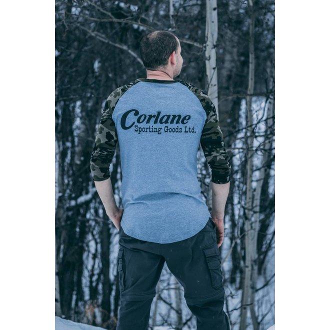 Corlane's Unisex 3/4 Sleeve Tee