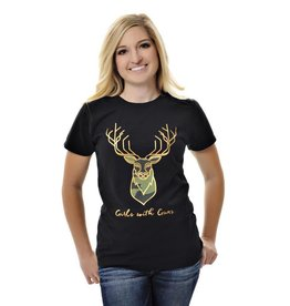 Girls With Guns Girls with Guns Stag Tee