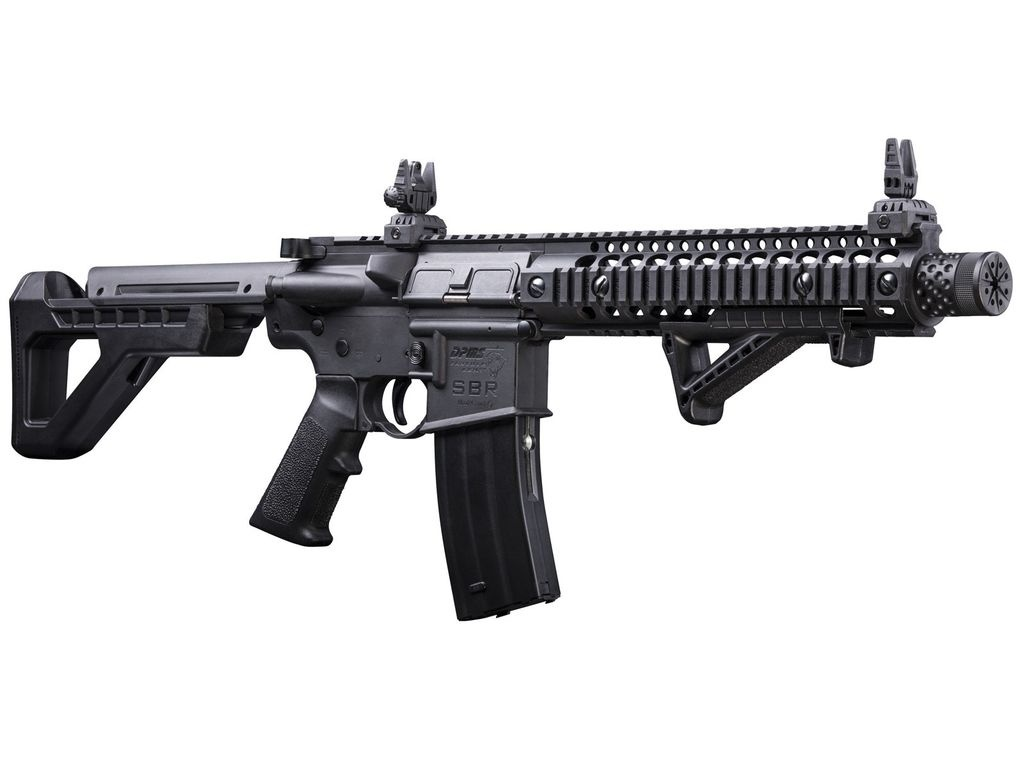 DPMS PANTHER ARMS FULL AUTO BB GUN - Corlane Sporting ...