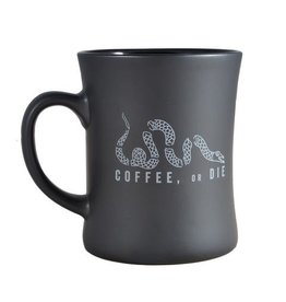 "Black Rifle Coffee Co. Black Rifle Coffee Co. - ""Coffee, or Die"" Echo Ceramic"