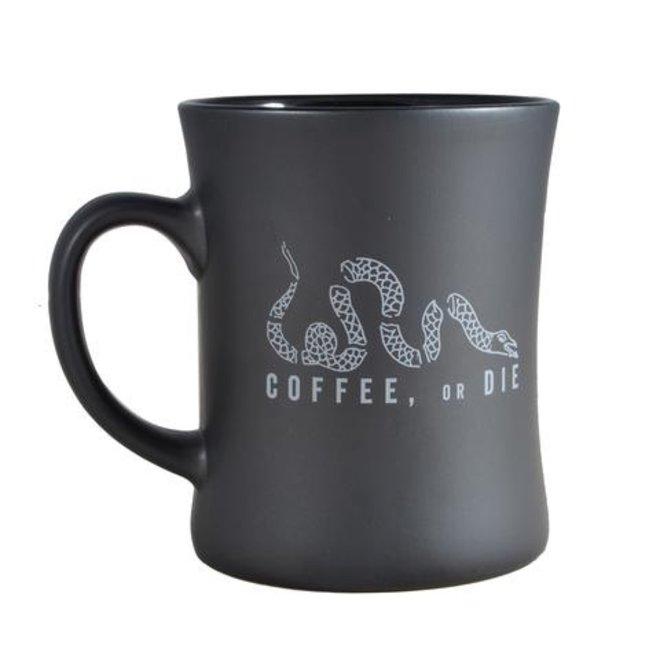 "Black Rifle Coffee Co. - ""Coffee, or Die"" Echo Ceramic"