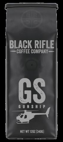 Black Rifle Coffee Co. Black Rifle Coffee Co. Gunship - Whole Bean
