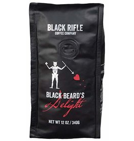 Black Rifle Coffee Co. BLACK BEARDS DELIGHT WHOLE BEAN 12OZ BAG