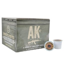 Black Rifle Coffee Co. BLACK RIFLE COFFEE CO  AK-47 ESPRESSO  ROUNDS 12PK