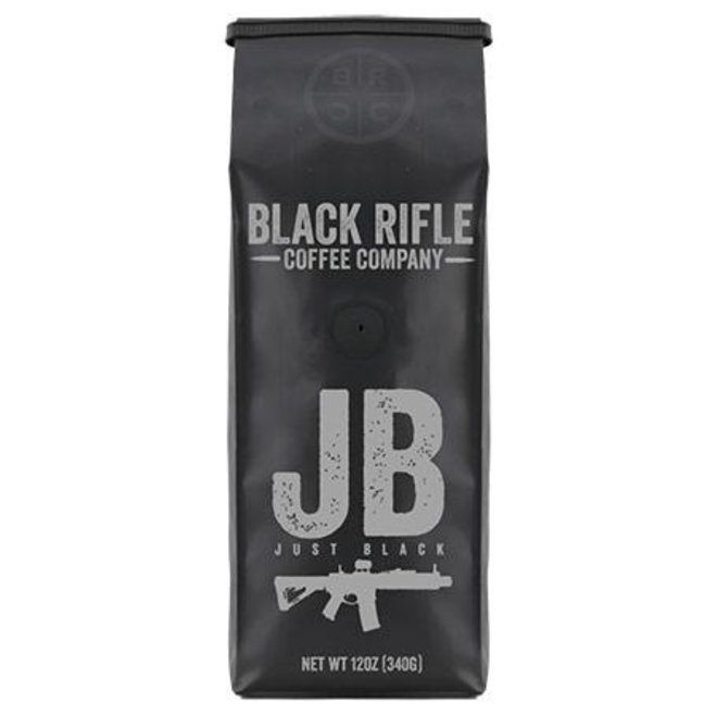 Black Rifle Coffee Just Black Rounds