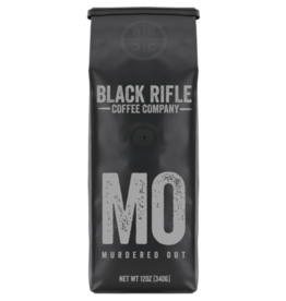 Black Rifle Coffee Co. BLACK RIFLE COFFEE CO MURDERED OUT COFFEE BLEND WHOLE BEAN