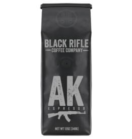 Black Rifle Coffee Co. BLACK RIFLE COFFEE CO AK-47- ESPRESSO-BLEND G