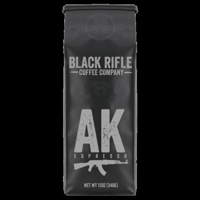 Black Rifle Coffee AK-47 Espresso Blend Ground