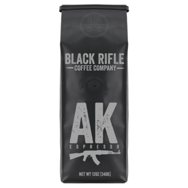 Black Rifle Coffee Co.  AK-47 Espresso Blend Ground