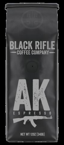Black Rifle Coffee Co. Black Rifle Coffee Co.  AK-47 Espresso Blend Ground