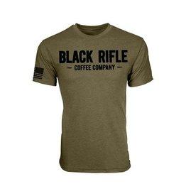 Black Rifle Coffee Co. BLACK RIFLE COFFEE CO VINTAGE LOGO WOMENS T-SHIRT SIZE MED