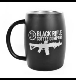 Black Rifle Coffee Co. BLACK RIFLE COFFEE CO STAINLESS STEEL MATTE BLACK MUG