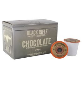 Black Rifle Coffee Co. BLACK RIFLE COFFEE CO CHOCOLATE FLAVORED COFFEE ROUNDS