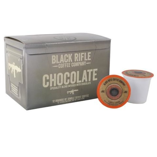 Black Rifle Coffee Co. Chocolate Flavoured Rounds