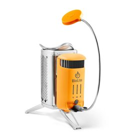 Biolite BIOLITE CAMPSTOVE 2 WITH FLEXLIGHT