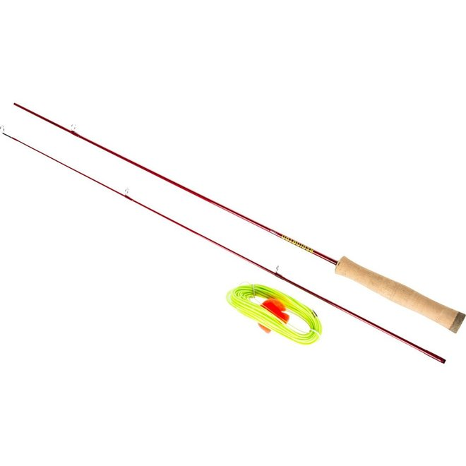 Redington Form Game Rod 4ft 2in w/  Line Lava
