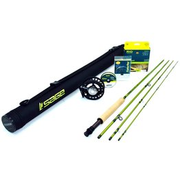 Sage Fly Fishing SAGE PULSE ROD 4 PC 6WT 9'0""