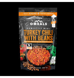 Omeals OMEALS TURKEY CHILI W BEANS