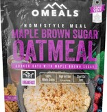 Omeals Omeals Maple Brown Sugar Oatmeal