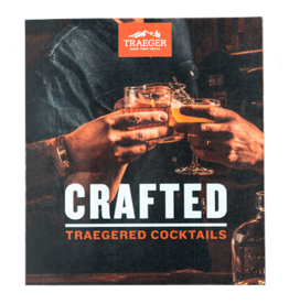 """Traeger Traeger """"Crafted: Traegered Cocktails"""" Book"""