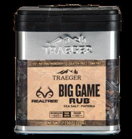Traeger TRAEGER BIG GAME RUB (220 GMS) SPC180