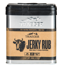 Traeger TRAEGER JERKY RUB 170 GMS SPC177