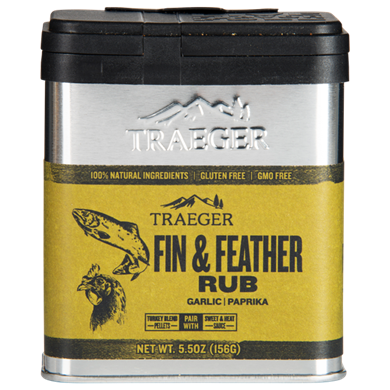 Traeger Traeger Fin and Feather Rub