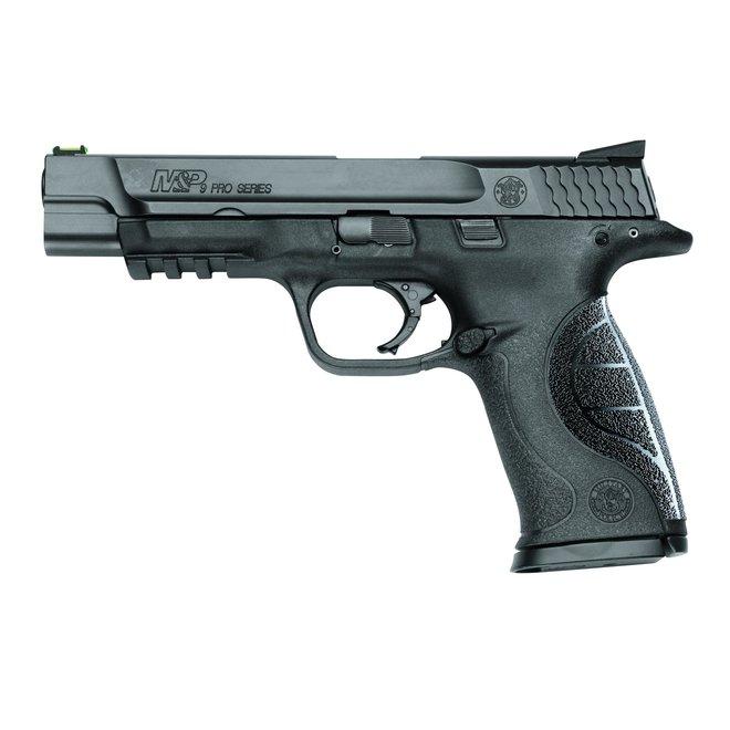 "Smith & Wesson M&P Pro Series 9mm 5"" Barrel"