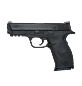 "Smith & Wesson SMITH & WESSON M&P 9MM 4.25"" CRIMSON TRACE LASER GRIP"