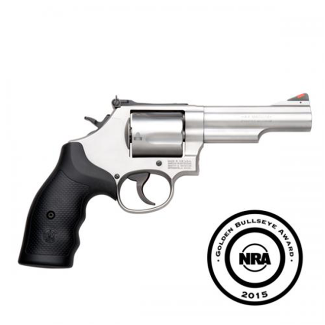 Smith & Wesson 69 Combat Mag .44Mag 5 Shot