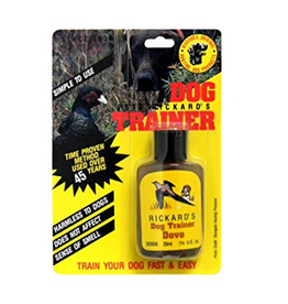 Z15 - Misc. Misc. PETE RICKARDS DOG TRAINING BEAR SCENT 4 OZ BOTTLE