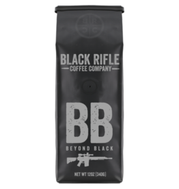 Black Rifle Coffee Co. BLACK RIFLE COFFEE CO BEYOND BLACK COFFEE BLEND-GROUND