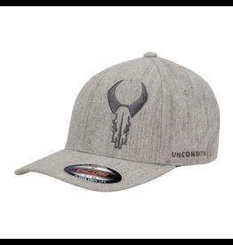 Badlands Badlands Grey on Grey Flexfit Hat