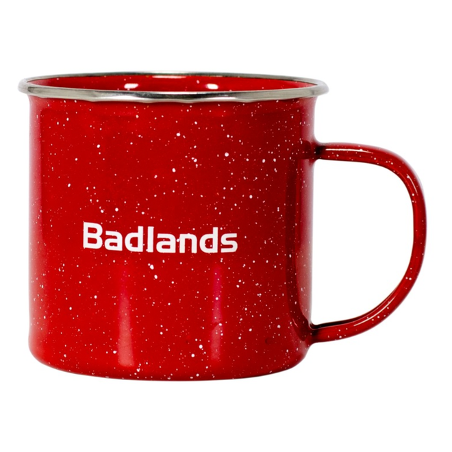 Badlands Early Riser Coffee Cup