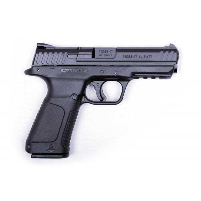 """Girsan MC 28 SA 9mm Black 4.25"""""""