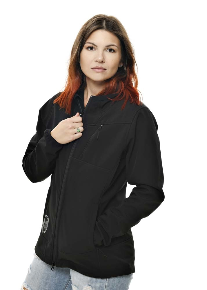 Girls With Guns Girls with Guns Sable Softshell Jacket