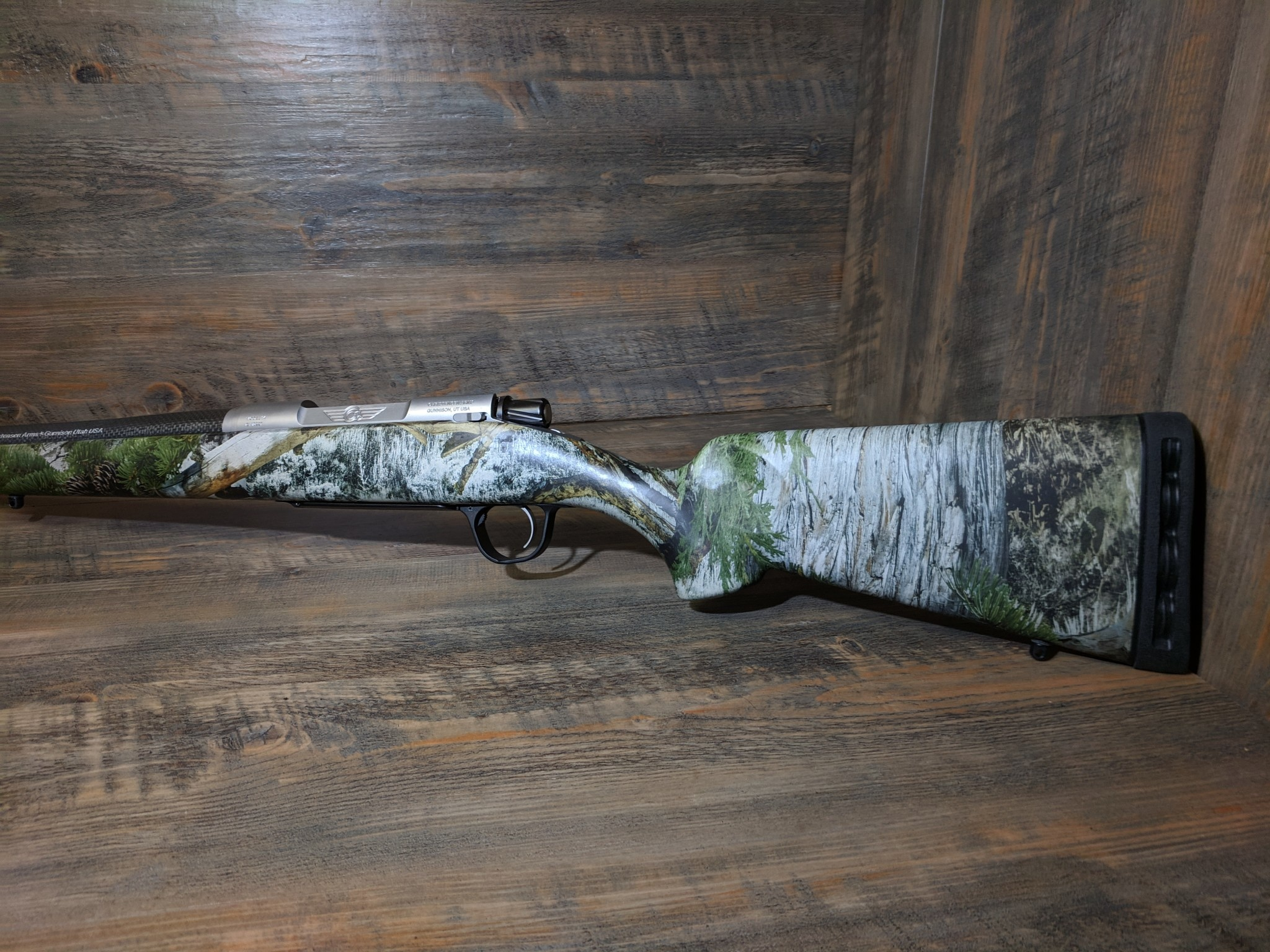 Christensen Arms Christensen Arms Ridgeline Camo