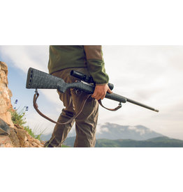 Christensen Arms Christensen Arms LEFT HAND Ridgeline 6.5 CM Black/Grey Web