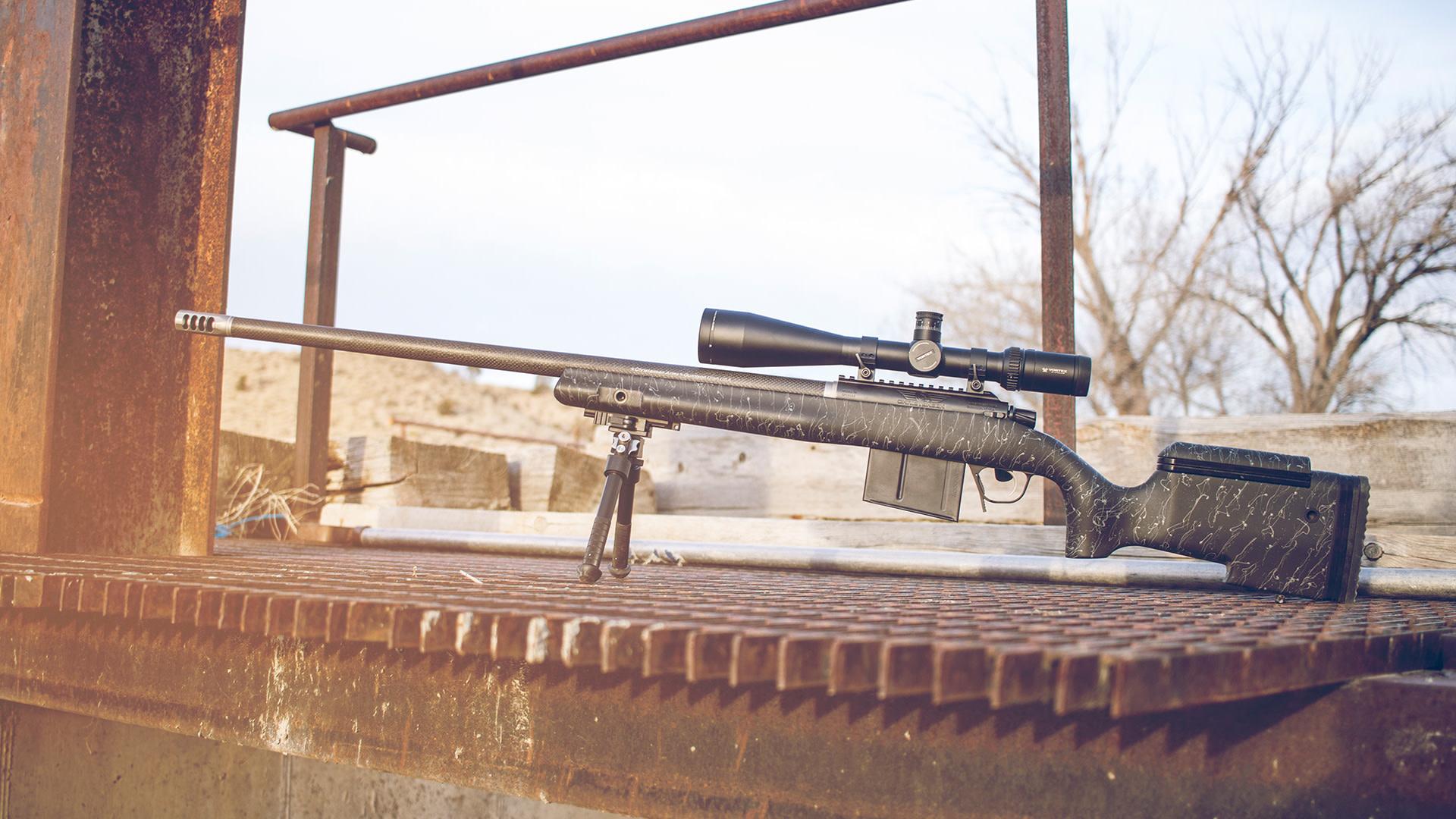 Christensen Arms Christensen Arms BA Tactical