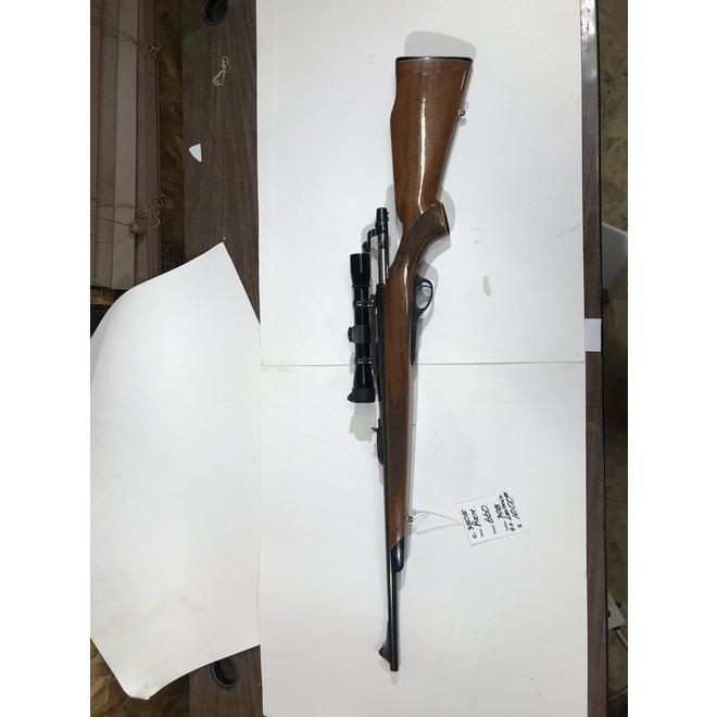 Remington 660 308 w/ Zeiss 4x Compact