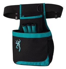 Browning BROWNING RANGE GEAR POUCH FLASH TEAL