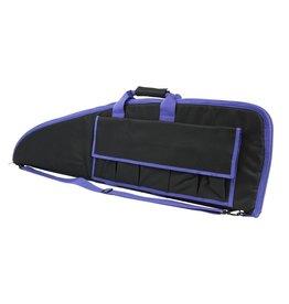"NcSTAR VISM 40"" Gun Case Black/Purple Trim"