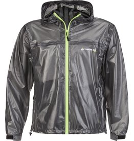 Compass 360 Compass Hydrotek Ultra Pack Jacket Storm Gray