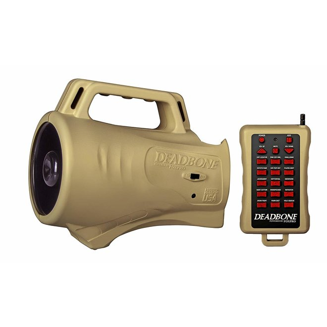 FoxPro Deadbone Electronic Game Call