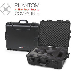 MultiRotorHeli NANUK 945 DJI PHANTOM 3 & 4 PELICAN CASE BLK